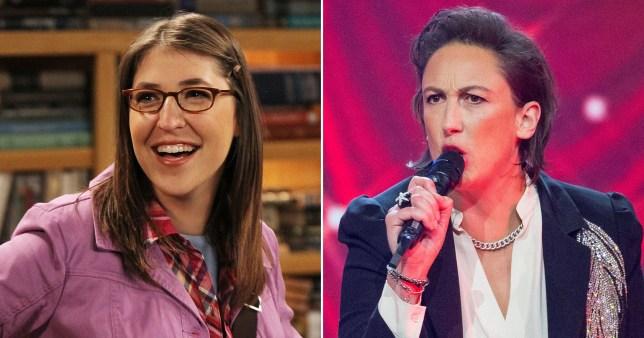 The Big Bang Theory's Mayim Bialik makes heart-wrenching speech during Miranda: My Such Fun Celebration