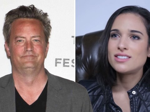 Matthew Perry has been 'secretly dating mystery woman for months'
