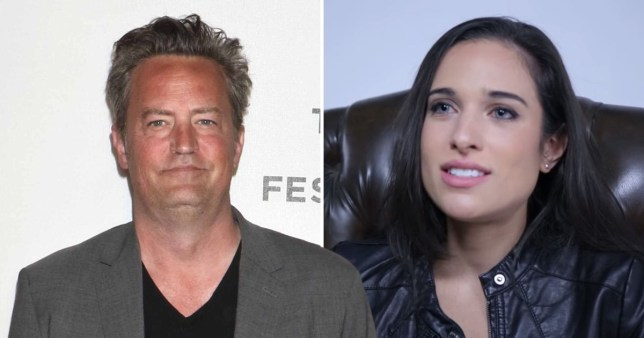 Matthew Perry and his alleged new girlfriend Molly