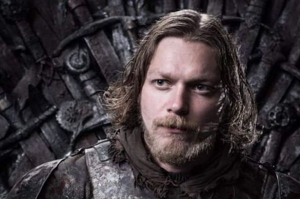 Andrew Dunbar Game of Thrones extra has died
