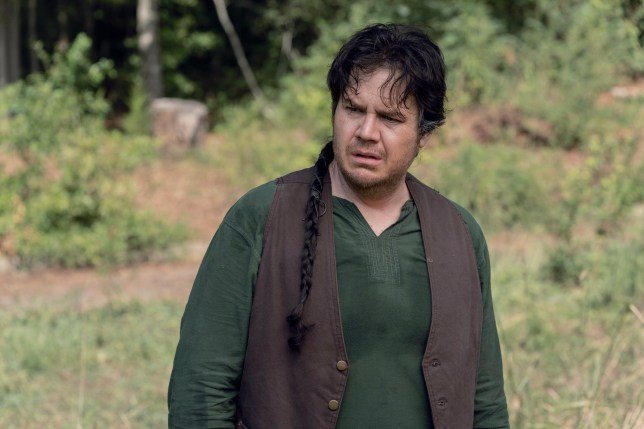 Josh McDermitt as Dr. Eugene Porter - The Walking Dead