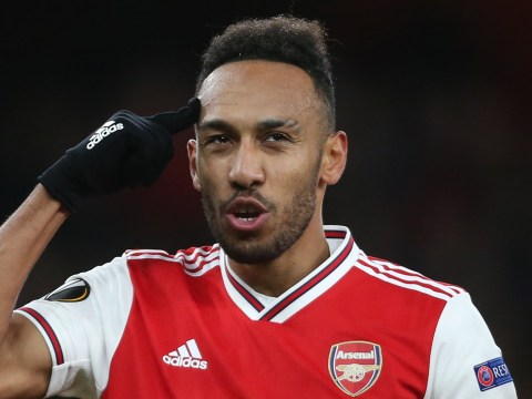 Pierre-Emerick Aubameyang responds to angry Arsenal fans over mascot snub