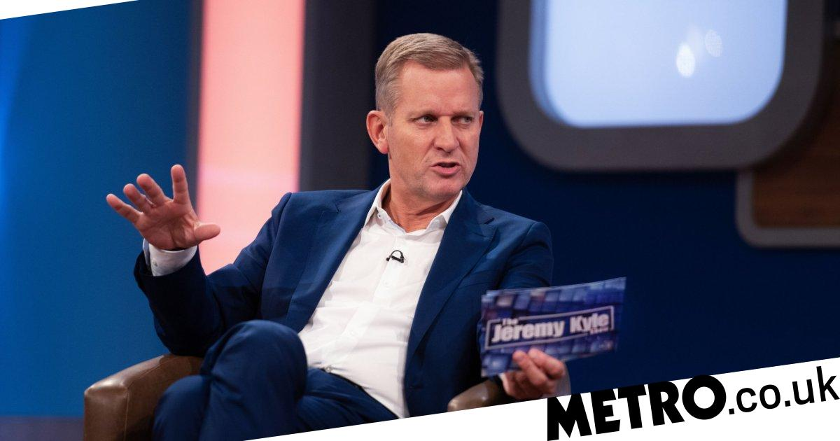 Jeremy Kyle comeback confirmed after talk show axe: 'He's going to have his say'