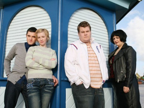 Gavin and Stacey's Ruth Jones struggling to write more episodes with James Corden