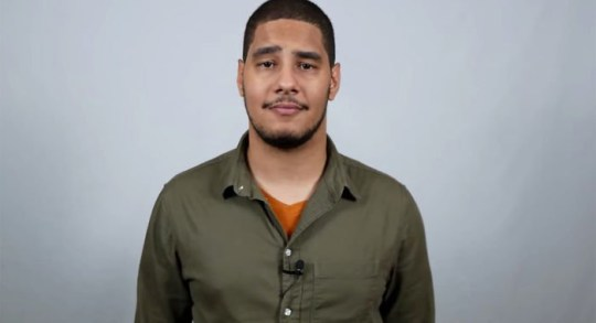 Picture of Aaron Smith - the man behind the dating app with only one match
