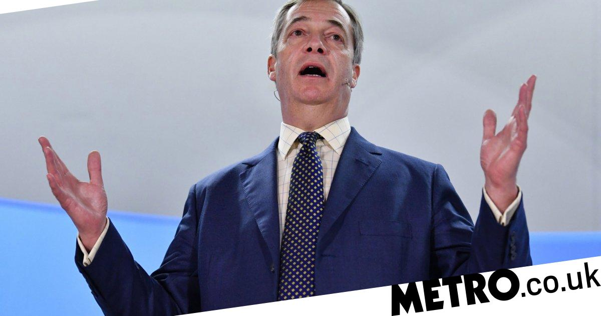 PRI 104032414 1575545658 - Nigel Farage loses three more Brexit Party MEPs to the Tories