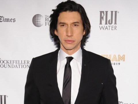 Star Wars' Adam Driver 'walks out of interview' after he was 'forced to listen to himself singing' in Marriage Story