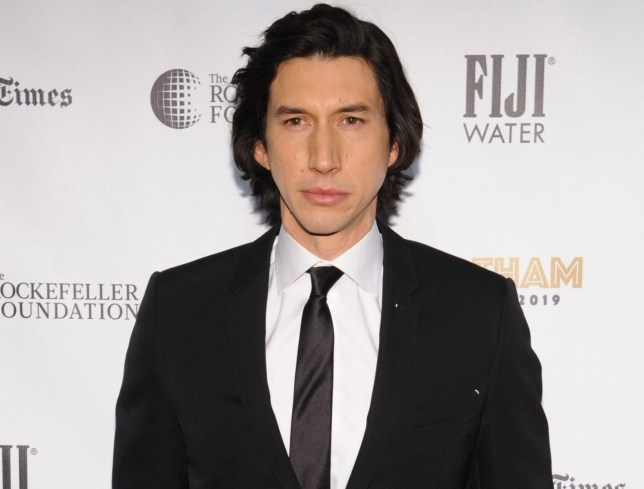 Alamy Live News. 2ACJCHW New York, NY, USA. 2nd Dec, 2019. Adam Driver at the 2019 IFP Gotham Awards at Cipriani Wall Street in New York City on December 2, 2019. Credit: John Palmer/Media Punch/Alamy Live News This is an Alamy Live News image and may not be part of your current Alamy deal . If you are unsure, please contact our sales team to check.