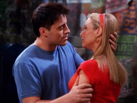 What kept Phoebe and Joey from hooking up? Friends writer David Crane finally solves mystery