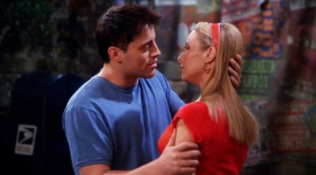 Why Joey and Phoebe could never be together in Friends NBC