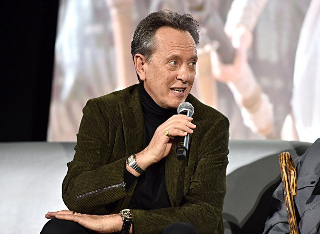 Richard E Grant speaks out on gay issues in Hollywood