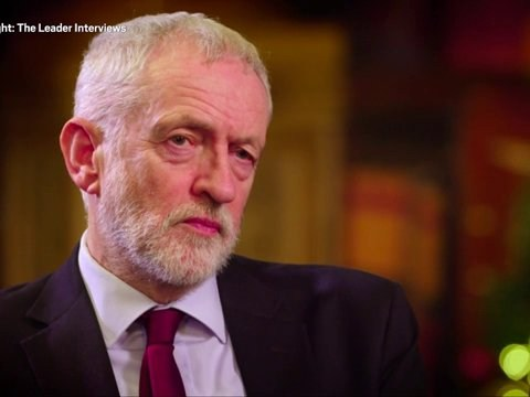 Jeremy Corbyn insists he's 'not scaremongering' over sale of NHS
