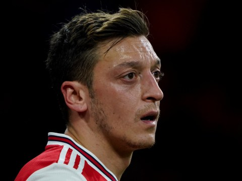 Ex-Chelsea striker Demba Ba hits out at Arsenal over Mesut Ozil treatment