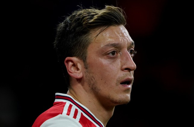 Mesut Ozil has publicly shown his support for Uighur Muslims in China