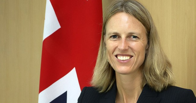 """A senior British diplomat in Washington has quit her post, saying she is no longer prepared to """"peddle half-truths"""" about Brexit on behalf of a Government she does not trust. Alexandra Hall Hall, the lead envoy for Brexit at the British embassy, accused ministers of using """"misleading or disingenuous"""" arguments about the implications of leaving the EU. Picture: GOV.UK METROGRAB"""