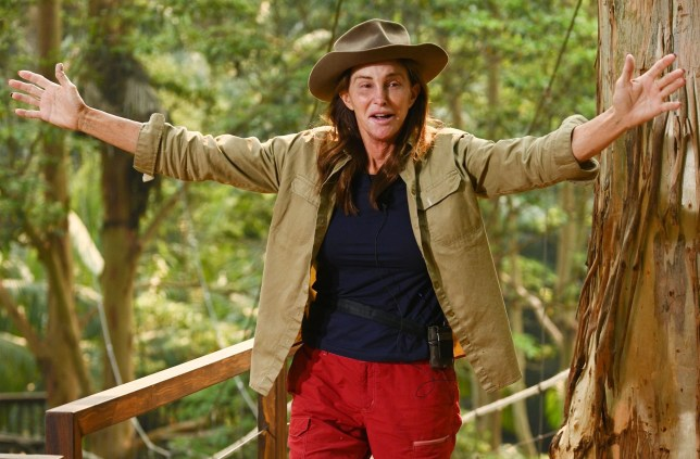 Editorial use only Mandatory Credit: Photo by ITV/REX (10493678g) Caitlyn Jenner is evicted from camp 'I'm a Celebrity... Get Me Out of Here!' TV Show, Series 19, Australia - 06 Dec 2019