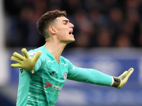 Chelsea fans tell Frank Lampard to drop Kepa after Everton horror show