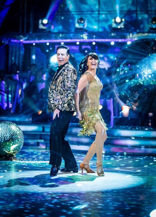 Strictly Come Dancing's Anton Du Beke