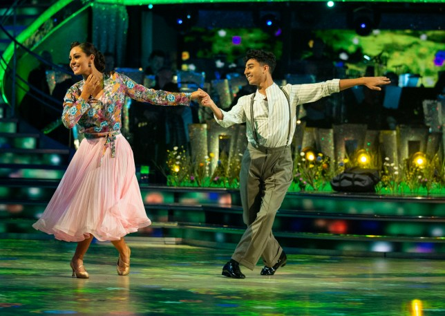 Strictly Come Dancing's Karim Zeroual