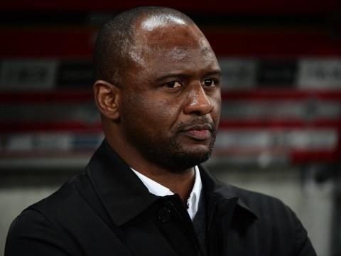 Edu pushing for Arsenal to appoint Patrick Vieira