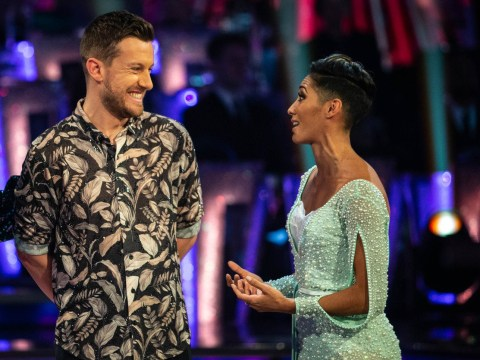 Strictly Come Dancing: Finalists revealed as Chris Ramsey eliminated from series