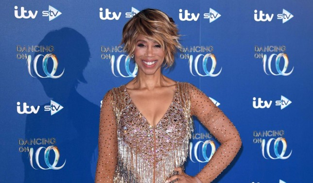 "Trisha Goddard attends the ""Dancing on Ice"" photocall at The Dancing On Ice Studio, ITV Studios, Old Bovingdon Airfield, Hertfordshire, UK. 09/12/2019 Credit Photo (c)Karwai Tang For more information, please contact: Karwai Tang 07950 192531 karwai@karwaitang.com"