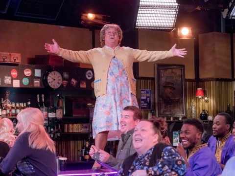 Brendan O'Carroll's advice to people who hate Mrs Brown's Boys: 'Just change the f***ing channel'