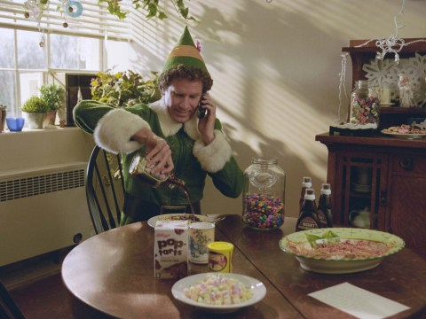 What time is Elf on ITV today?