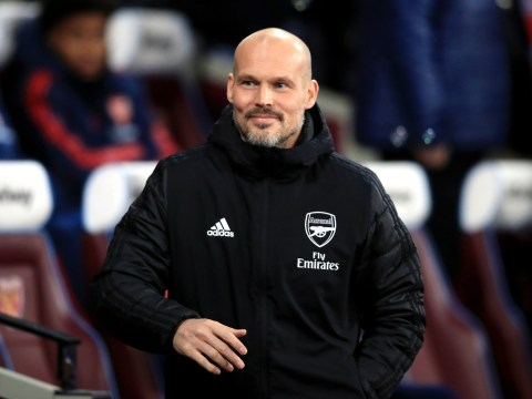Chris Sutton calls for Arsenal to ditch Ljungberg despite West Ham win