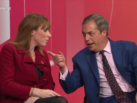 Nigel Farage attacked for 'dog-whistle racism' in furious Question Time clash