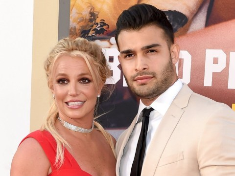 Britney Spears and boyfriend Sam Asghari used workouts to stay connected while quarantined apart