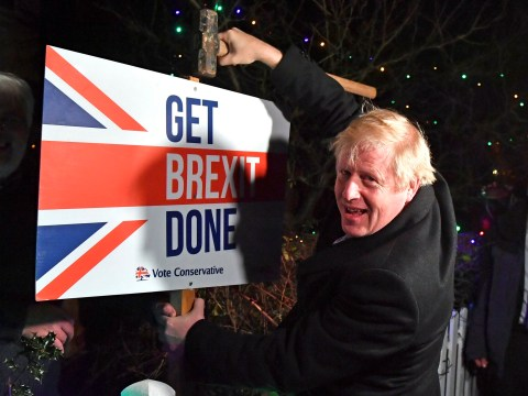 Which political party has said it will stop Brexit as voting opens in the 2019 General Election?