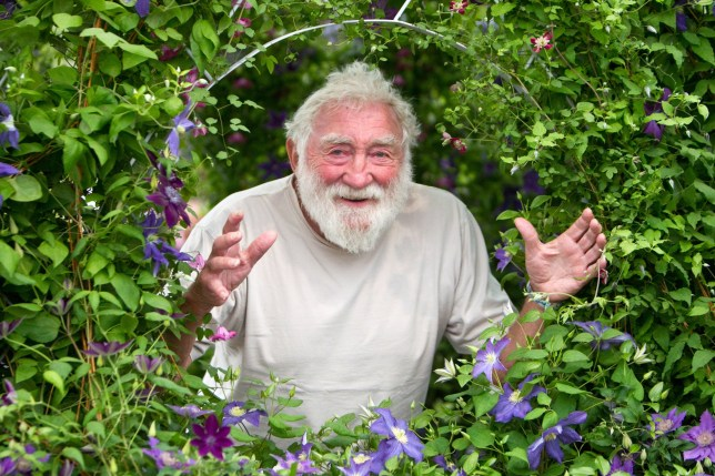 Mandatory Credit: Photo by Mark Thomas/REX (2363074i) David Bellamy RHS Chelsea Flower show, London, Britain - 20 May 2013 *Full story: http://www.rexfeatures.com/nanolink/p9in TV wildlife expert David Bellamy is selling his impressive 20,000 pounds collection of historic microscopes and scientific slides - because he's moving to France. The bearded botanist is best known for fronting a series of nature programmes in the 1980s and 1990s but away from the cameras he indulged in a hobby collecting intricate scientific microscopes dating back hundreds of years. Also in his archive are wooden cabinets stacked full of thousands of microscope slides of examples of flora and fauna from all over the British Isles. Mr Bellamy, who was last seen on TV in the early 2000s, decided to sell the collection because he and his wife Rosemary are moving from their home in Durham, where they have lived since 1960, to France. The collection, which is being sold in 24 lots, has been tipped to sell for 20,000 pounds when it goes under the hammer at Tennants Auctioneers in Leyburn, North Yorks, on October 29.