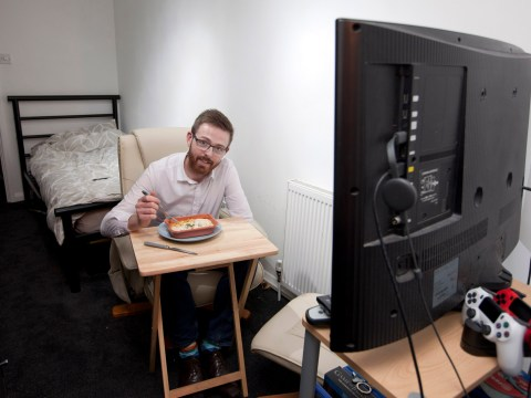 What I Rent: Dominic, £625 a month for a one-bedroom annexe in Bagshot