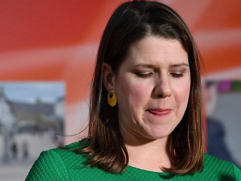 Jo Swinson loses seat amid disastrous night for Lib Dems