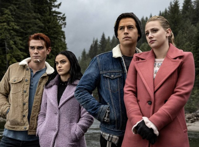 A scene from Riverdale