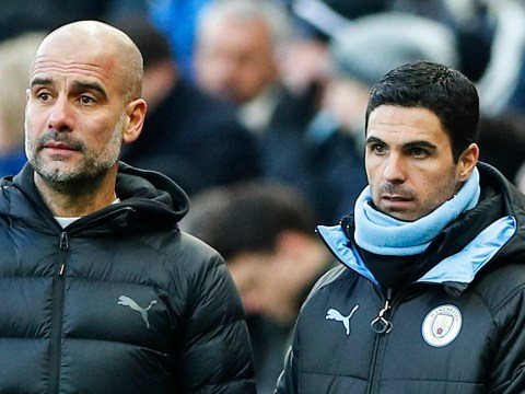 Mikel Arteta sends heartfelt message to Pep Guardiola after his mother's death from coronavirus