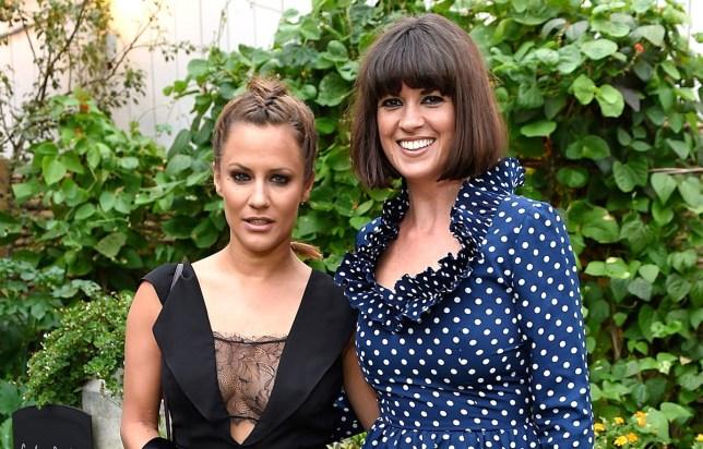 Caroline Flack's friend Dawn O'Porter throws support behind Love Island star following her arrest