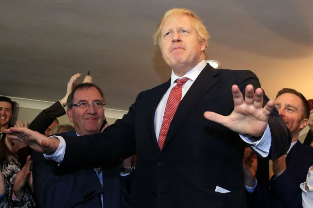 Boris Johnson to reveal plan to 'keep Tories in power for another decade'