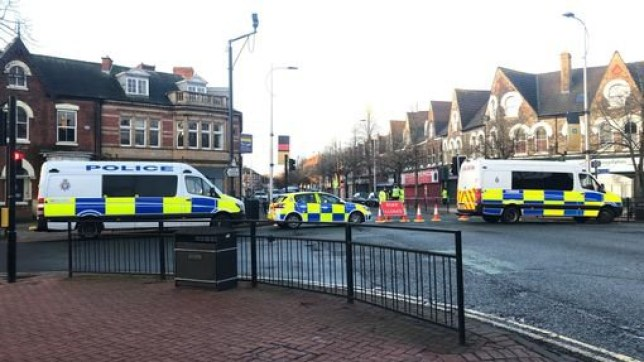 Man fighting for life after being shot by police in Hull