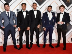 Sports Personality Of The Year: Love Island's Joe, Danny, Michael, Jordan, Anton reunite