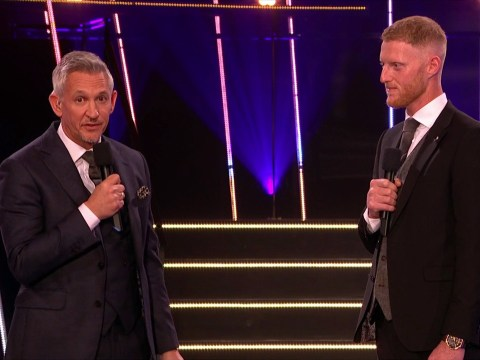 Gary Lineker addresses Ben Stokes BBC Sports Personality of the Year gaffe: 'I just f****d up'