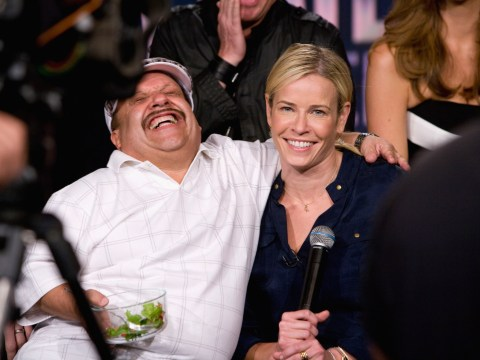 Chelsea Handler's sidekick Chuy Bravo cause of death confirmed as heart attack