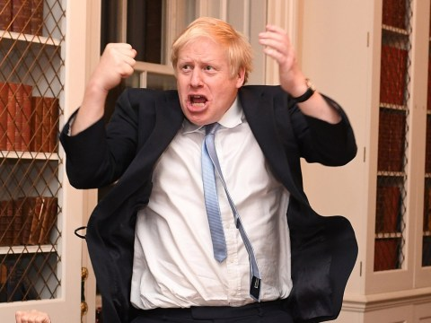 Three days in and Boris is already planning on ruling for 10 years