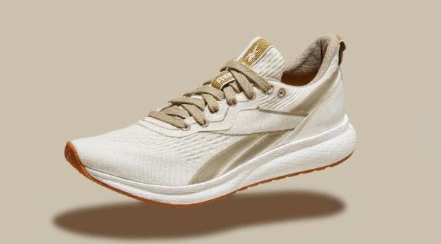 Reebook's plant-based shoe