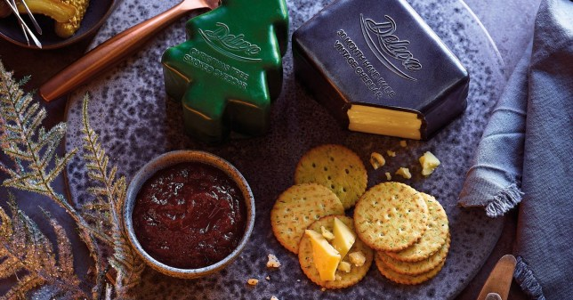 Lidl gin-infused cheese