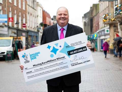 Search for winner of £41,000,000 jackpot after nobody claims it