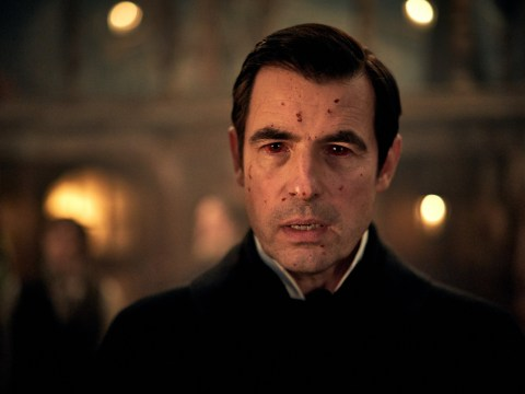 How many episodes of Dracula are left on BBC One?