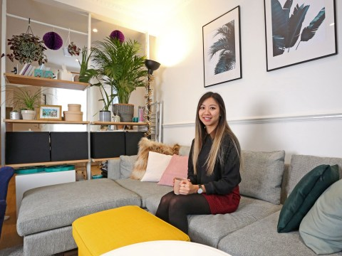 What I Own: Van, who put down a £40,500 deposit on a two-bedroom house in London with a partner – then they broke up