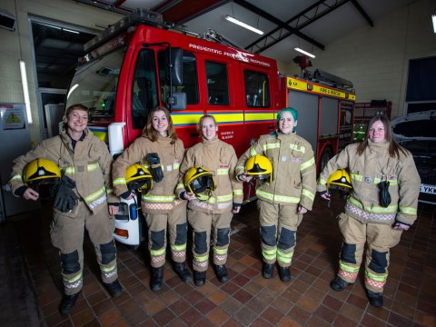 Female firefighters open up about the sexism they face on the job